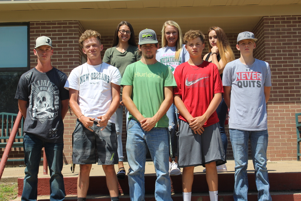 Caney High Starts Cross Country Team